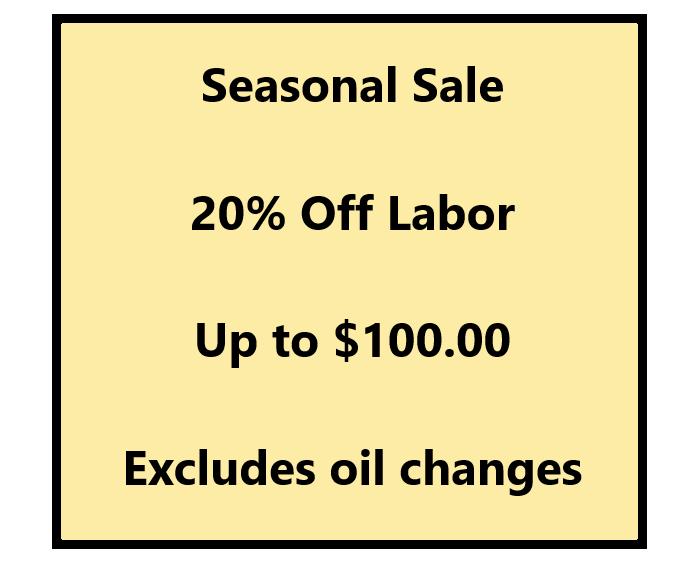 Seasonal Sale Coupon